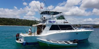 the hatteras in Sosua
